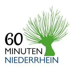 Logo 60 Minuten Niederrhein