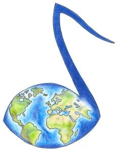 Logo Weltmusik am Niederrhein