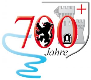 700 Jahre Grevenbroich Logo